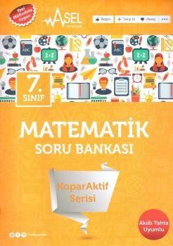 Asel Yayınları 7. Sınıf Matematik KoparAktif Serisi Soru Bankası