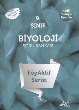 Asel Yayınları 9. Sınıf Biyoloji FöyAktif Serisi Soru Bankası