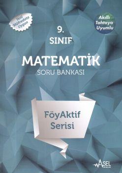 Asel Yayınları 9. Sınıf Matematik FöyAktif Serisi Soru Bankası