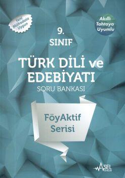 Asel Yayınları 9. Sınıf Türk Dili ve Edebiyatı FöyAktif Serisi Soru Bankası
