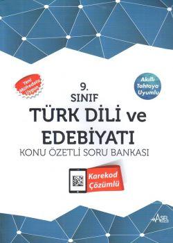 Asel Yayınları 9. Sınıf Türk Dili ve Edebiyatı Konu Özetli Soru Bankası