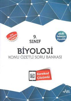 Asel Yayınları 9. Sınıf Biyoloji Konu Özetli Soru Bankası