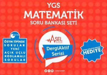 Asel Yayınları YGS Matematik Soru Bankası Seti
