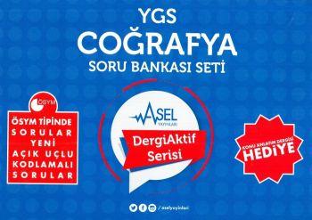 Asel Yayınları YGS Coğrafya Soru Bankası Seti