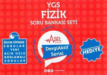 Asel Yayınları YGS Fizik Soru Bankası Seti