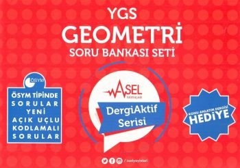 Asel Yayınları YGS Geometri Soru Bankası Seti