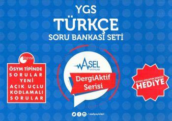 Asel Yayınları YGS Türkçe Soru Bankası Seti