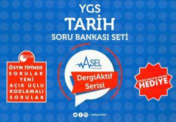 Asel Yayınları YGS Tarih Soru Bankası Seti