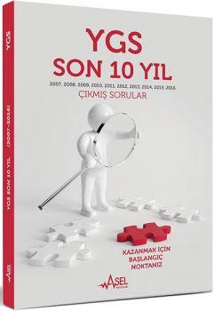Asel Yayınları YGS Son 10 Yıl Çıkmış Sorular