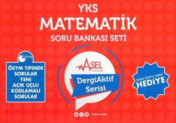 Asel Yayınları YKS 2. Oturum Matematik Soru Bankası Seti Dergi Aktif Serisi