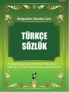 Asil Yayın Dağıtım Türkçe Sözlük Cep Boy