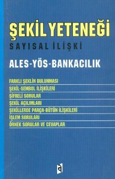 Asil Yayınları ALES YÖS Bankacılık Şekil Yeteneği Sayısal İlişki