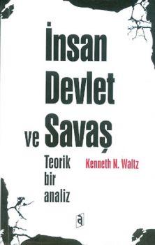 Asil Yayınları İnsan Devlet ve Savaş Teorik Bir Analiz