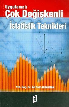 Asil Yayınları Uygulamalı Çok Değişkenli İstatistik Teknikleri