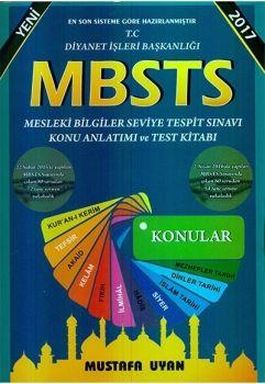 Asil Yayınları Yeni MBSTS 2017 Konu Anlatımı ve Test Kitabı