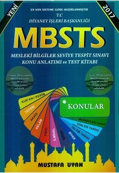 Asil Yayınları Yeni MBSTS 2017 Konu Anlatımı ve Test Kitabı