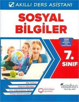Asistan Yayınları 7. Sınıf Sosyal Bilgiler Akıllı Ders Asistanı