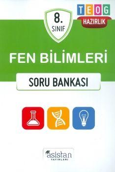 Asistan Yayınları 8. Sınıf TEOG Fen Bilimleri Soru Bankası