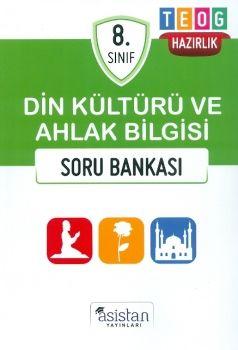 Asistan Yayınları 8. Sınıf TEOG Din Kültürü Ve Ahlak Bilgisi Soru Bankası