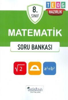 Asistan Yayınları 8. Sınıf TEOG Matematik Soru Bankası