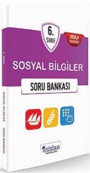 Asistan Yayınları 6. Sınıf Sosyal Bilgiler Soru Bankası