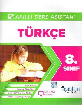 Asistan Yayınları 8. Sınıf Türkçe Akıllı Ders Asistanı