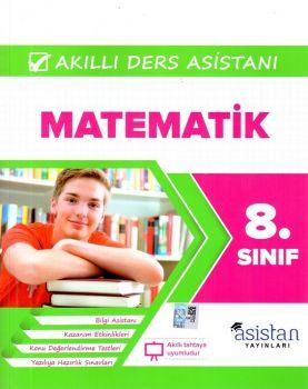 Asistan Yayınları 8. Sınıf Matematik Akıllı Ders Asistanı