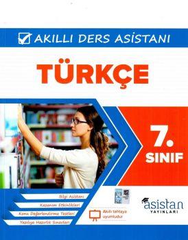Asistan Yayınları 7. Sınıf Türkçe Akıllı Ders Asistanı
