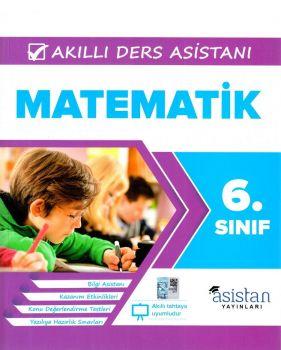 Asistan Yayınları 6. Sınıf Matematik Akıllı Ders Asistanı