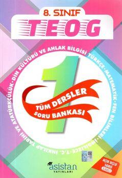 Asistan Yayınları 8. Sınıf TEOG Tüm Dersler Soru Bankası