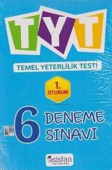 Asistan Yayınları TYT 6 Deneme Sınavı 1. Oturum