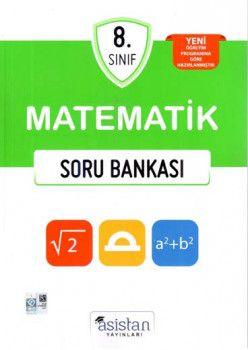 Asistan Yayınları 8. Sınıf Matematik Soru Bankası