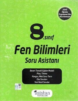 Asistan Yayınları 8. Sınıf Fen Bilimleri Soru Bankası