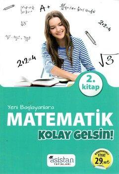 Asistan Yayınları Yeni Başlayanlara Matematik 2.Kitap