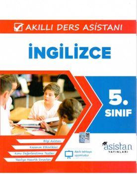 Asistan Yayınları 5. Sınıf İngilizce Akıllı Ders Asistanı