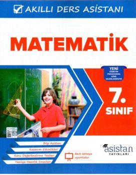 Asistan Yayınları 7. Sınıf Matematik Akıllı Ders Asistanı