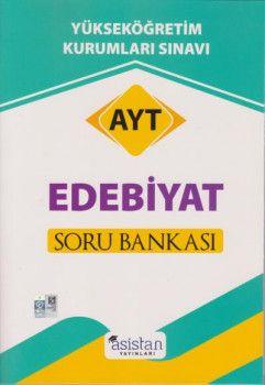 Asistan Yayınları AYT Edebiyat Soru Bankası