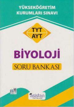 Asistan Yayınları TYT AYT Biyoloji Soru Bankası