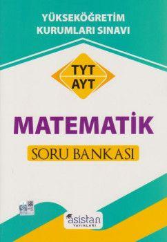 Asistan Yayınları TYT AYT Matematik Soru Bankası