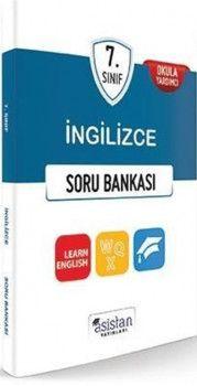 Asistan Yayınları 7. Sınıf İngilizce Soru Bankası