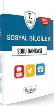 Asistan Yayınları 7. Sınıf Sosyal Bilgiler Soru Bankası