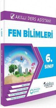Asistan Yayınları 6. Sınıf Fen Bilimleri Akıllı Ders Asistanı