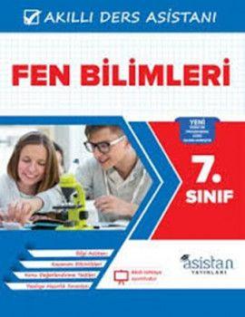 Asistan Yayınları 7. Sınıf Fen Bilimleri Akıllı Ders Asistanı