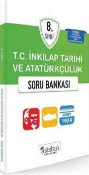 Asistan Yayınları 8. Sınıf T.C. İnkılap Tarihi ve Atatürkçülük Soru Bankası