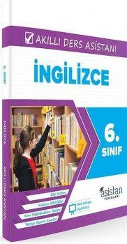 Asistan Yayınları 6. Sınıf İngilizce Akıllı Ders Asistanı