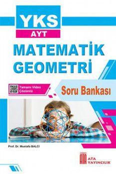 Ata Yayıncılık AYT Matematik Geometri Soru Bankası