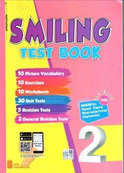 Ata Yayıncılık 2 .Sınıf Smiling Test Book