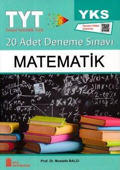 Ata Yayıncılık TYT Matematik 20 li Deneme Sınavı