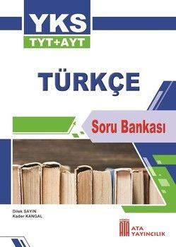 Ata Yayıncılık TYT AYT Türkçe Soru Bankası