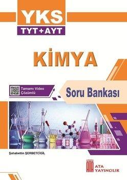 Ata Yayıncılık TYT AYT Kimya Tamamı Video Çözümlü Soru Bankası
